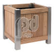 FSC Exclusive Wooden Planter | Square