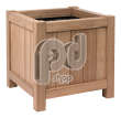 FSC Wooden Planter | Square